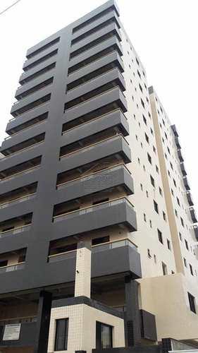 Apartamento, código 1 em Praia Grande, bairro Guilhermina