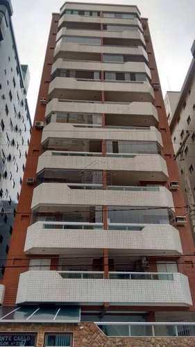 Apartamento, código 857 em Praia Grande, bairro Guilhermina