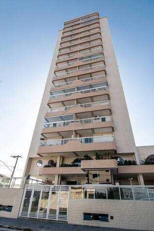 Apartamento, código 938 em Praia Grande, bairro Tupi