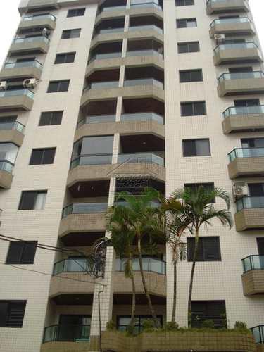 Apartamento, código 964 em Praia Grande, bairro Guilhermina