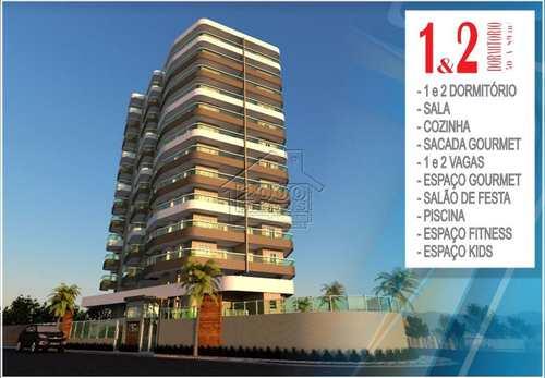 Apartamento, código 972 em Praia Grande, bairro Caiçara