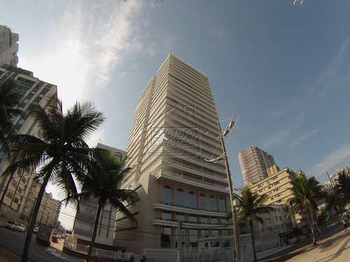 Apartamento, código 991 em Praia Grande, bairro Aviação