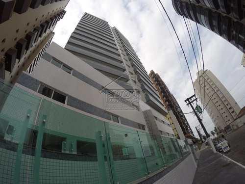 Apartamento, código 1263 em Praia Grande, bairro Guilhermina