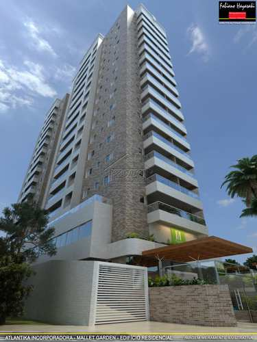 Apartamento, código 1350 em Praia Grande, bairro Boqueirão
