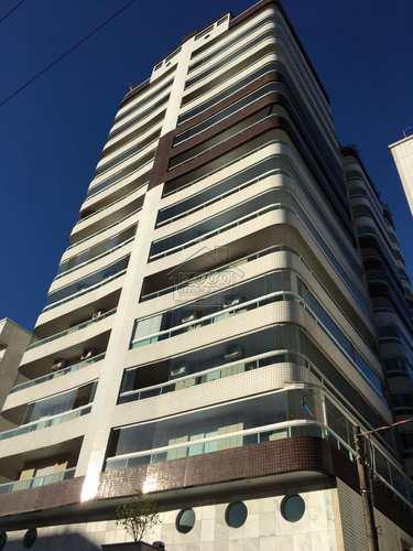 Apartamento, código 1369 em Praia Grande, bairro Guilhermina
