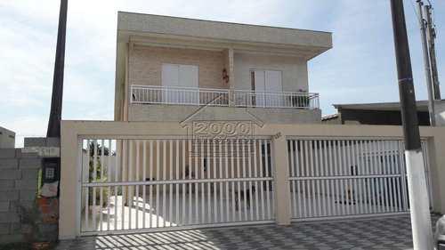 Casa de Condomínio, código 1411 em Praia Grande, bairro Samambaia