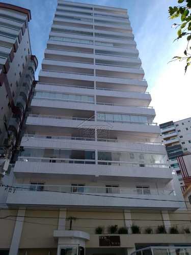 Apartamento, código 1441 em Praia Grande, bairro Guilhermina