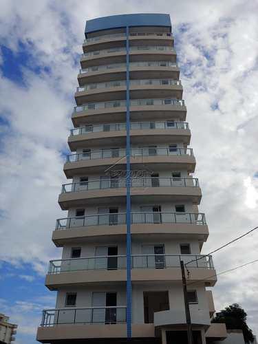 Apartamento, código 1477 em Praia Grande, bairro Guilhermina