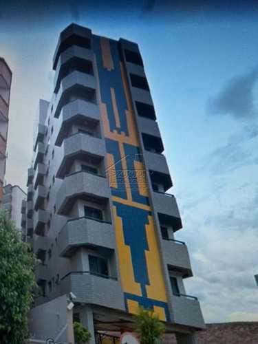 Apartamento, código 1489 em Praia Grande, bairro Tupi