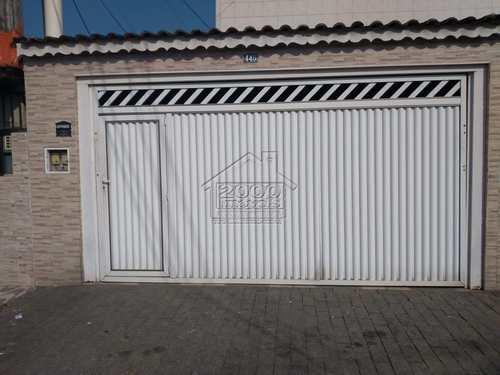 Apartamento, código 1507 em Praia Grande, bairro Guilhermina
