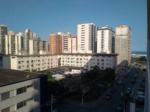 Apartamento, código 1530 em Praia Grande, bairro Guilhermina