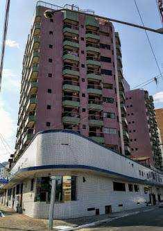 Apartamento, código 1630 em Praia Grande, bairro Boqueirão