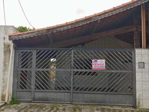 Casa, código 1641 em Praia Grande, bairro Guilhermina