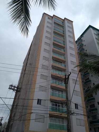 Apartamento, código 1645 em Praia Grande, bairro Guilhermina