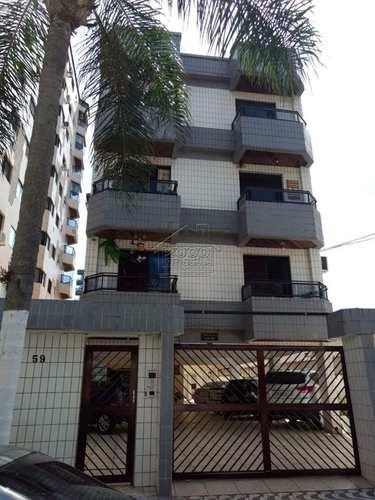 Apartamento, código 1661 em Praia Grande, bairro Guilhermina