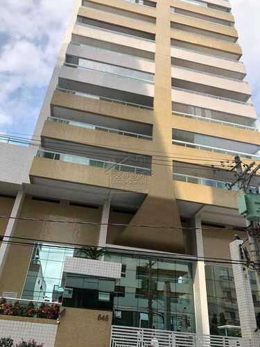 Apartamento, código 1874 em Praia Grande, bairro Guilhermina