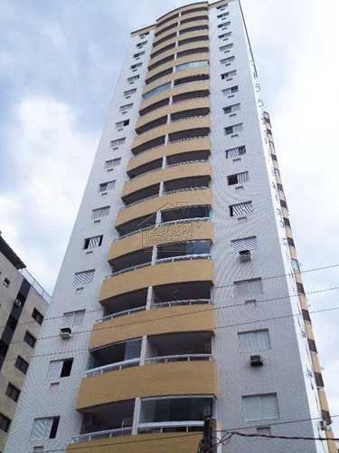 Apartamento, código 2033 em Praia Grande, bairro Guilhermina