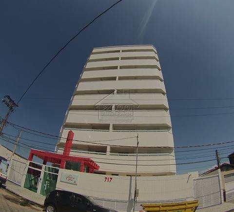 Apartamento, código 2043 em Praia Grande, bairro Guilhermina