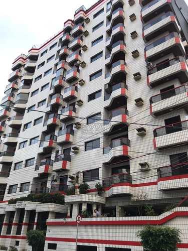 Apartamento, código 2068 em Praia Grande, bairro Guilhermina