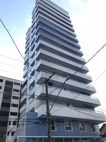 Apartamento, código 2072 em Praia Grande, bairro Guilhermina