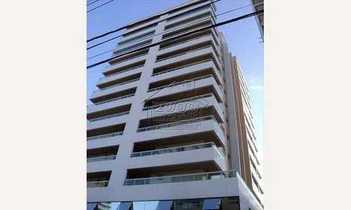 Apartamento, código 2105 em Praia Grande, bairro Guilhermina