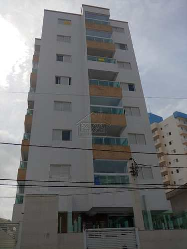 Apartamento, código 2108 em Praia Grande, bairro Guilhermina
