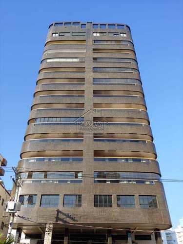 Apartamento, código 2127 em Praia Grande, bairro Guilhermina