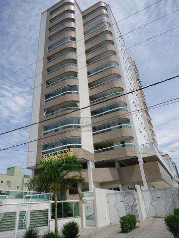 Apartamento, código 2155 em Praia Grande, bairro Guilhermina