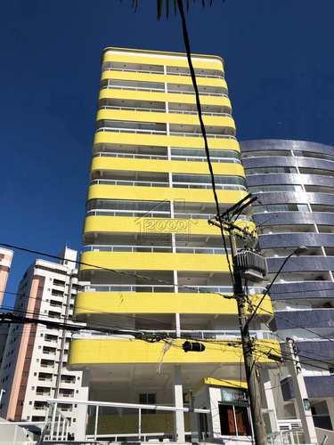 Apartamento, código 2163 em Praia Grande, bairro Mirim