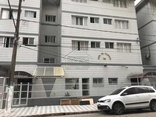 Apartamento, código 2166 em Praia Grande, bairro Guilhermina
