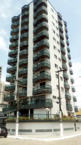 Apartamento, código 2175 em Praia Grande, bairro Guilhermina