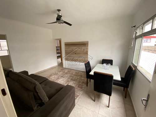 Apartamento, código 2192 em Praia Grande, bairro Boqueirão