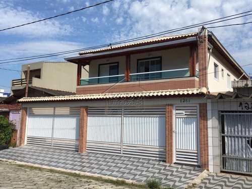 Casa de Condomínio, código 2201 em Praia Grande, bairro Canto do Forte
