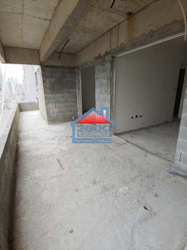 Apartamento, código 2221 em Praia Grande, bairro Guilhermina