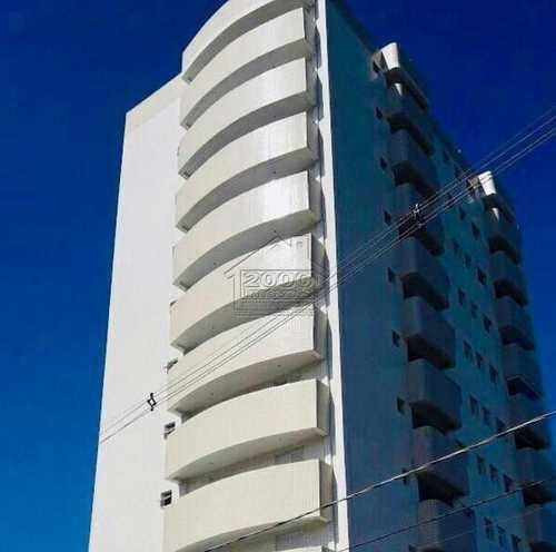 Apartamento, código 2263 em Praia Grande, bairro Guilhermina