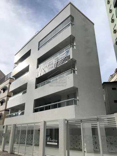 Apartamento, código 2265 em Praia Grande, bairro Guilhermina