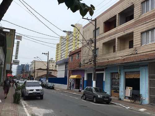 Kitnet, código 2288 em Praia Grande, bairro Ocian