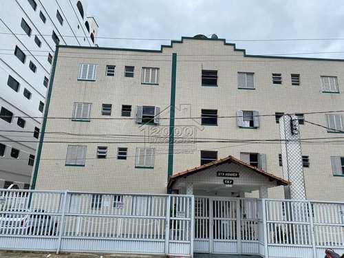 Kitnet, código 2321 em Praia Grande, bairro Boqueirão