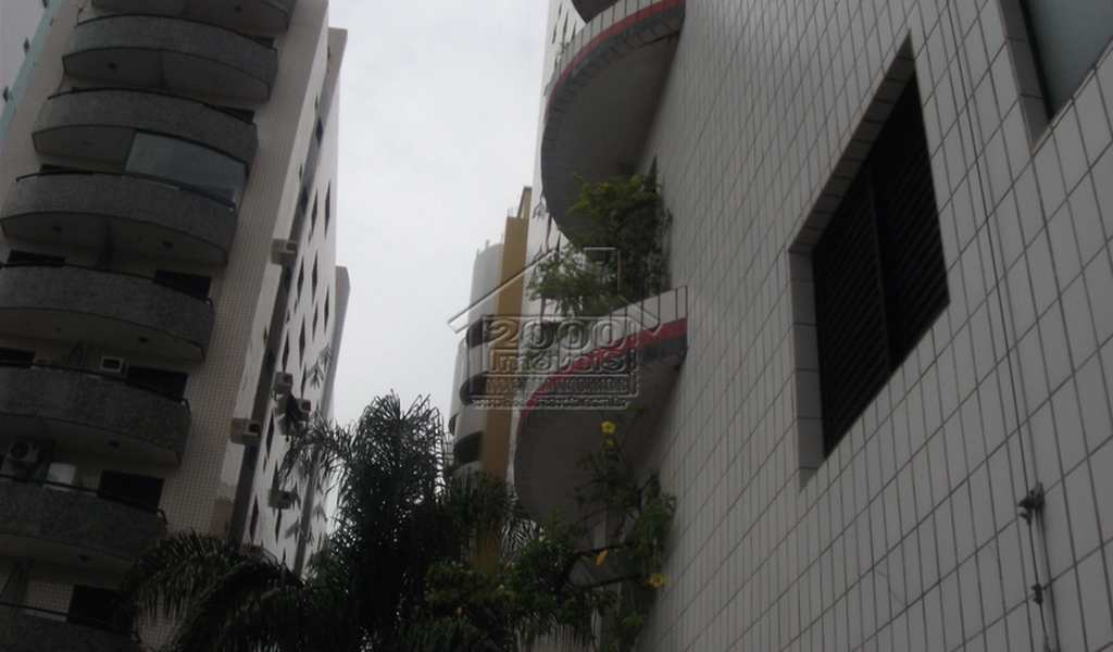 Cobertura em Praia Grande, bairro Canto do Forte