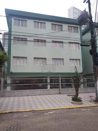 Apartamento, código 2370 em Praia Grande, bairro Guilhermina