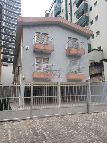 Apartamento, código 2375 em Praia Grande, bairro Guilhermina