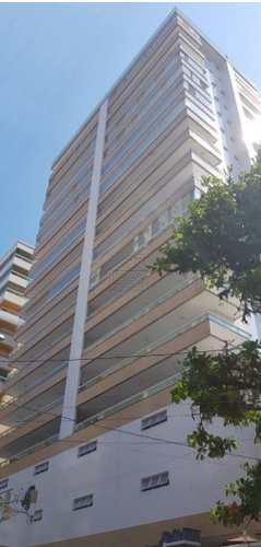 Apartamento, código 2456 em Praia Grande, bairro Guilhermina