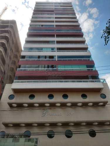 Apartamento, código 2495 em Praia Grande, bairro Guilhermina