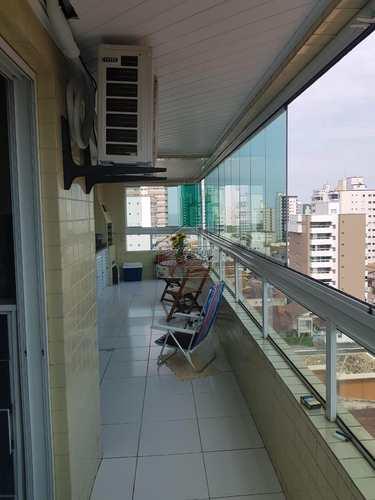 Apartamento, código 2520 em Praia Grande, bairro Guilhermina