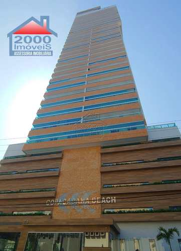 Apartamento, código 2528 em Praia Grande, bairro Guilhermina