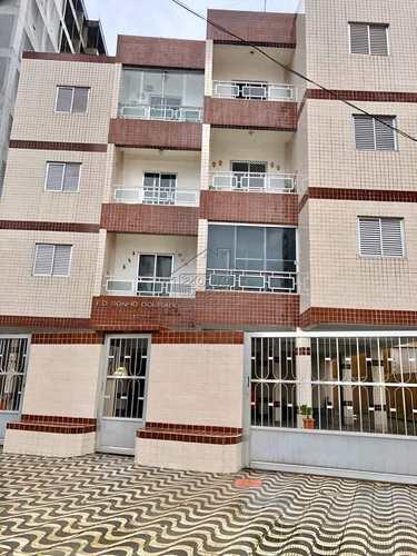 Apartamento, código 2551 em Praia Grande, bairro Caiçara