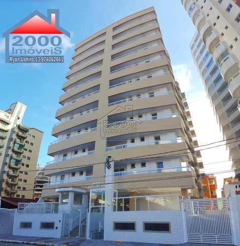 Apartamento, código 2553 em Praia Grande, bairro Guilhermina