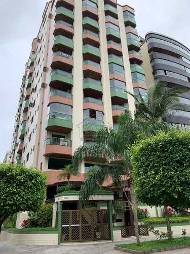 Apartamento, código 2564 em Praia Grande, bairro Guilhermina