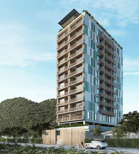 Apartamento, código 2583 em Praia Grande, bairro Canto do Forte