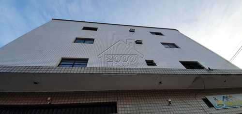 Kitnet, código 2599 em Praia Grande, bairro Aviação